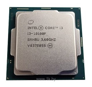 Фотографии Intel Core i3-10100F