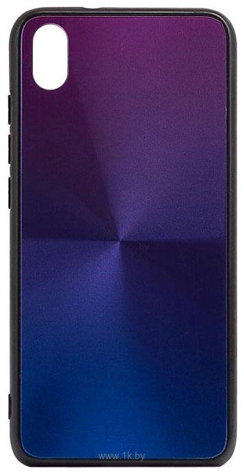 Фотографии EXPERTS SHINY TPU CASE для Xiaomi Redmi 7 (фиолетовый)