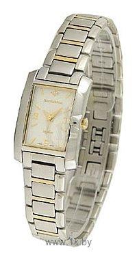 Швейцарские наручные женские часы Continental 5301-247. Коллекция Sapphire Splendour - ContinentalКорпус и браслет