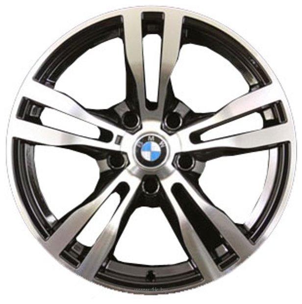 Фотографии Replica BMW R346 7.5x17/5x120 D72.6 ET34