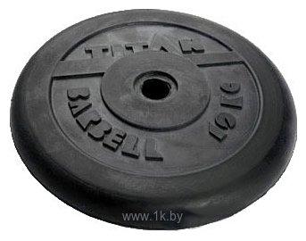 Фотографии Titan Диск 26 мм 10 кг