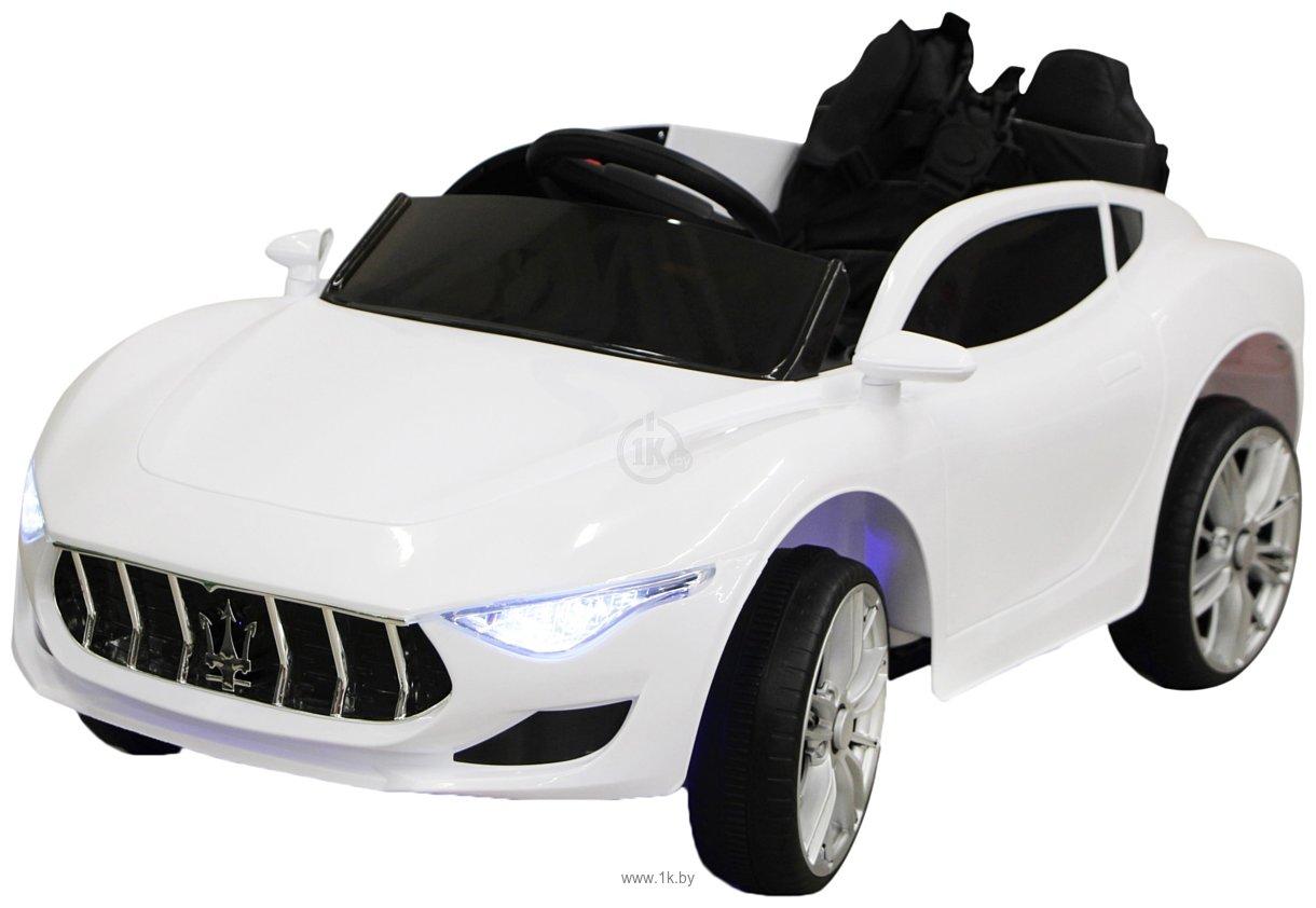 Фотографии Sundays Maserati GT BJ105 (белый)