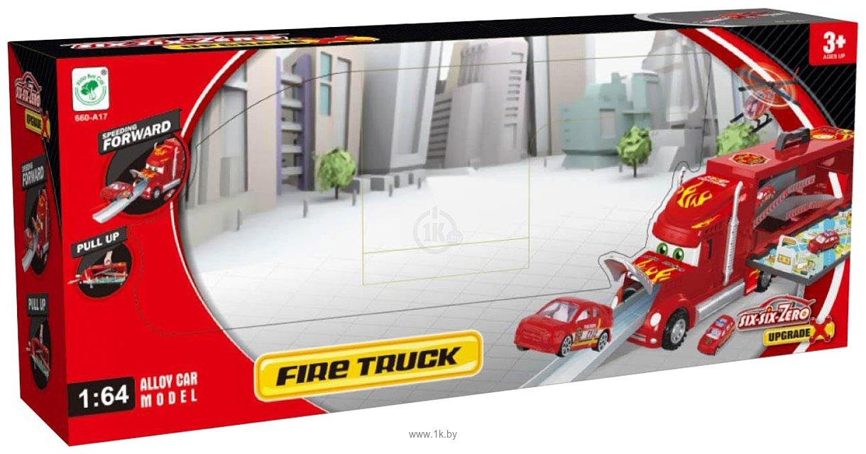 Фотографии Six-Six-Zero Пожарная техника 660-A17