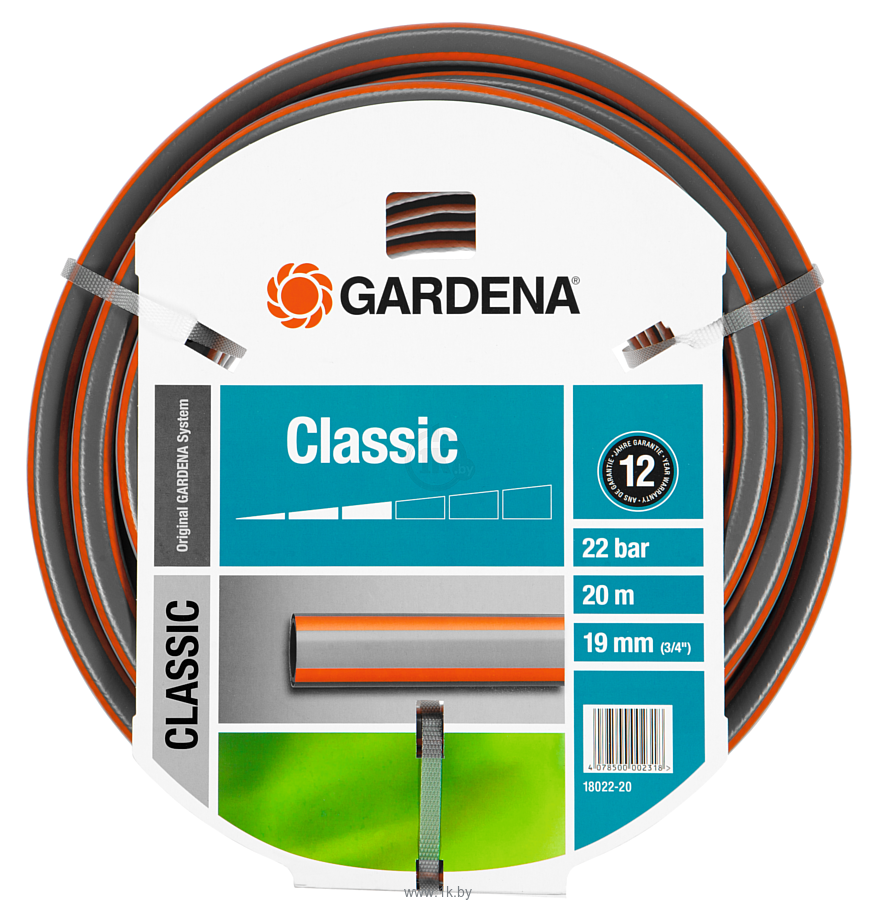 """Фотографии Gardena Classic 19 мм (3/4"""", 20 м) (18022)"""