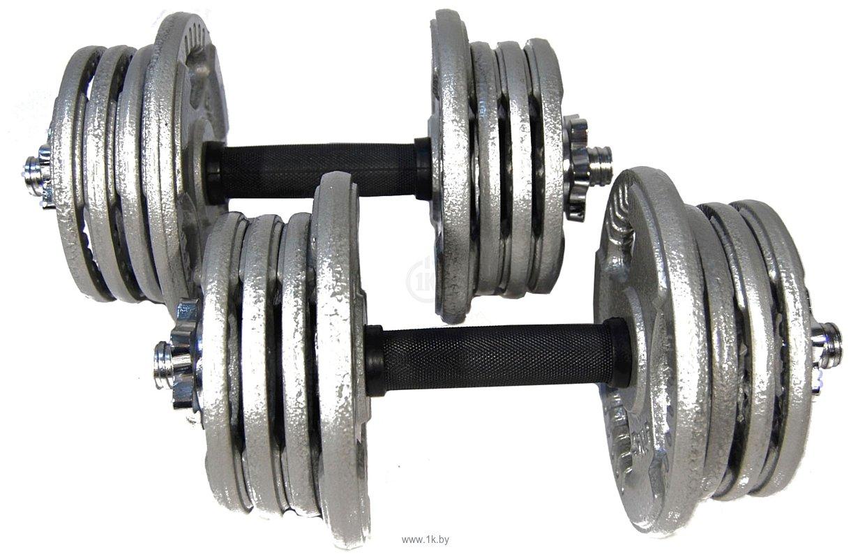 Фотографии Atlas Sport Хаммертон 2x14 кг
