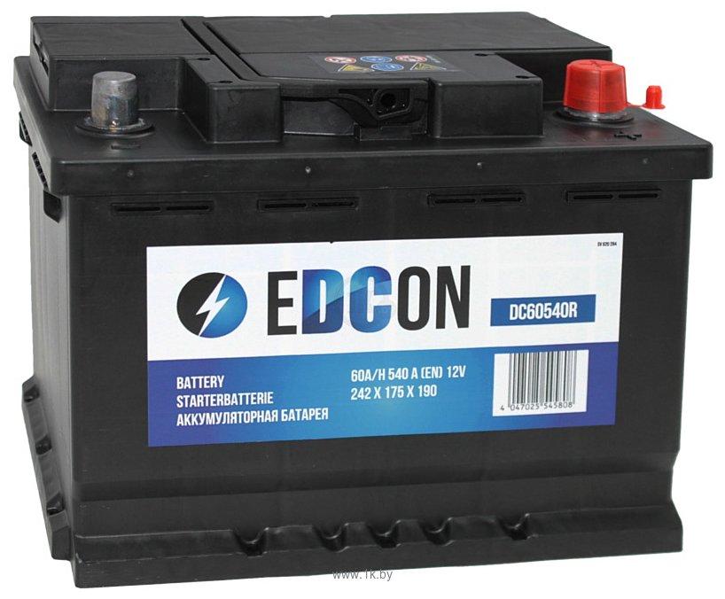 Фотографии EDCON DC60540R (60Ah)