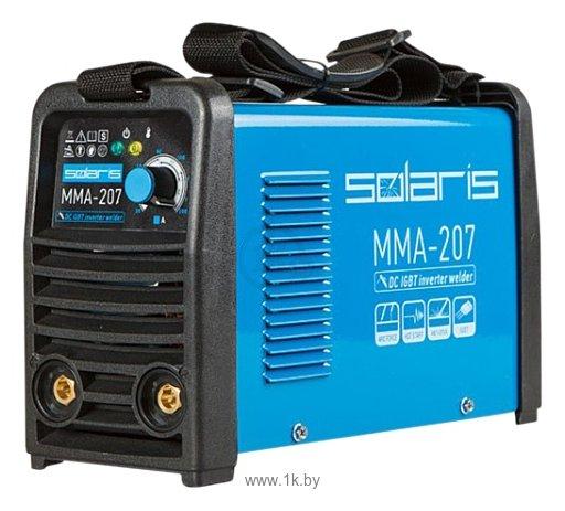 Фотографии Solaris MMA-207