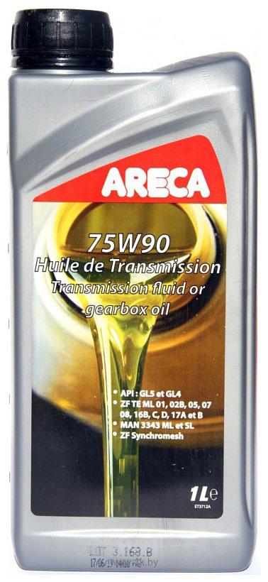 Фотографии Areca 75W-90 1л