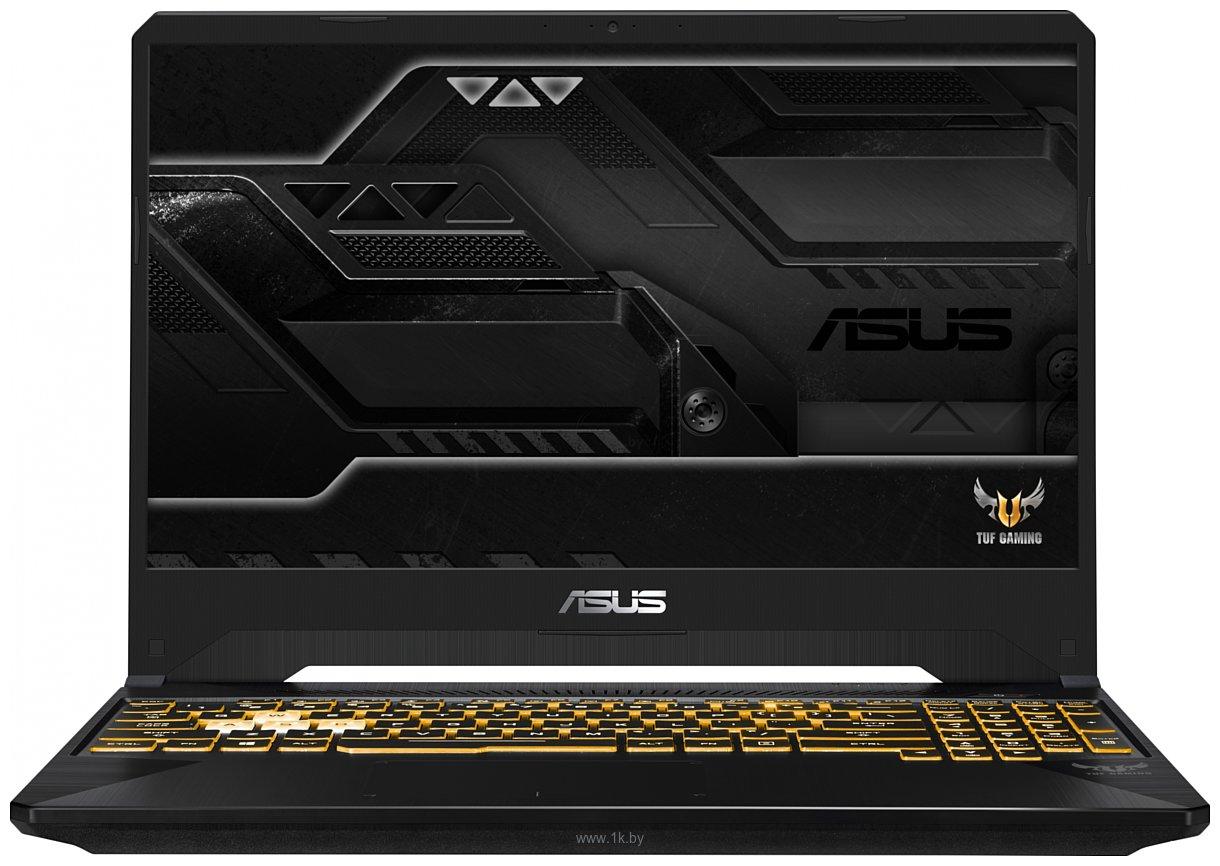 Фотографии ASUS TUF Gaming FX505GE-BQ412