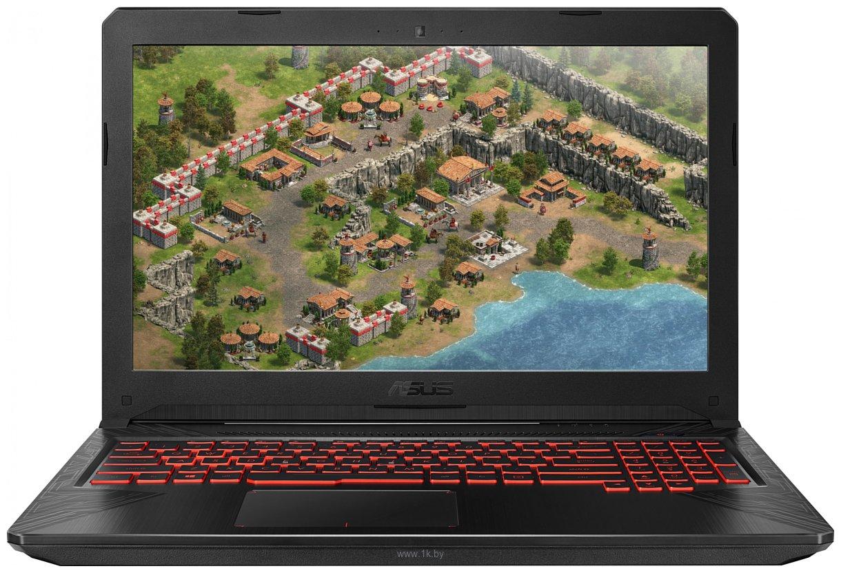Фотографии ASUS TUF Gaming FX504GM-EN022T
