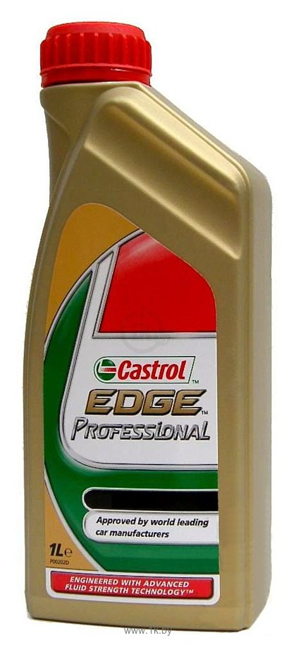 Фотографии Castrol EDGE Professional Powerflow BMW LL04 0W-30 1л
