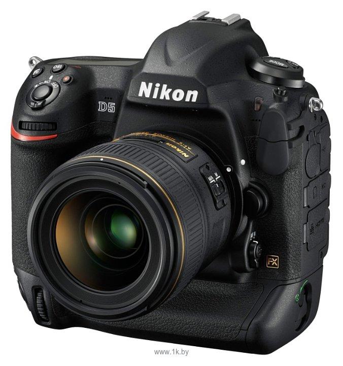 Фотографии Nikon D5 Kit