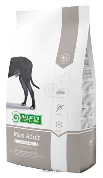 Фотографии Nature's Protection Maxi Adult (12 кг)