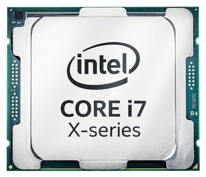 Фотографии Intel Core i7-7740X Kaby Lake (4300MHz, LGA2066, L3 8192Kb)