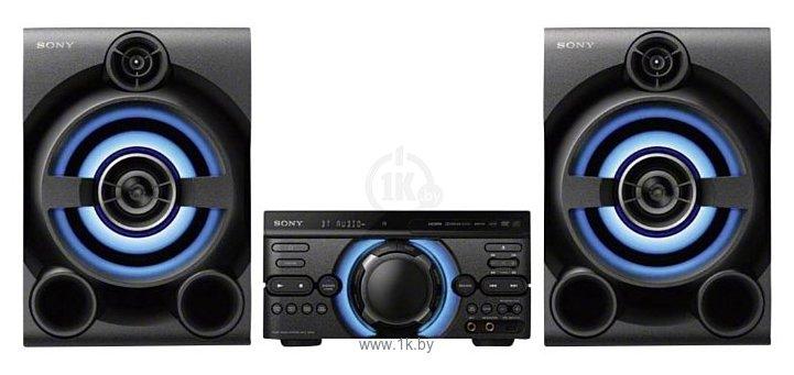 Музыкальный центр Sony MHC-M60D купить в Минске, сравнить цены в ... 47a0d59fed0