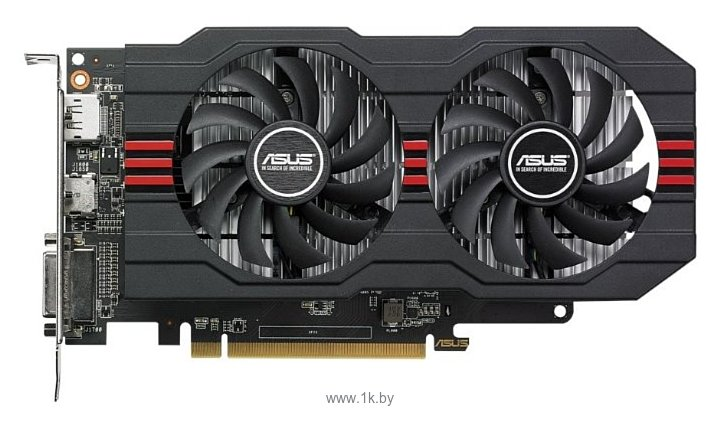 Фотографии ASUS Radeon RX 560 1149Mhz PCI-E 3.0 4096Mb 6000Mhz 128 bit DVI HDMI HDCP EVO
