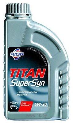 Фотографии Fuchs Titan Supersyn 5W-30 1л