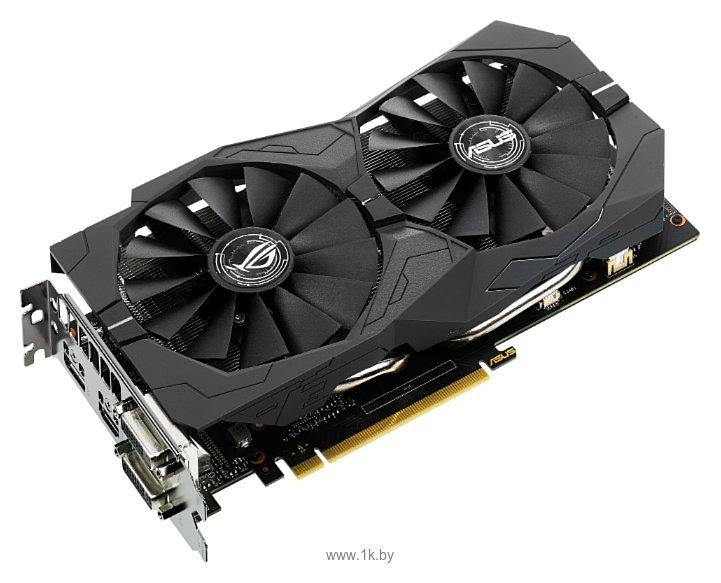 Фотографии ASUS GeForce GTX 1050 Ti Strix OC Gaming (ROGSTRIX-GTX1050TI-O4G-GAMING)