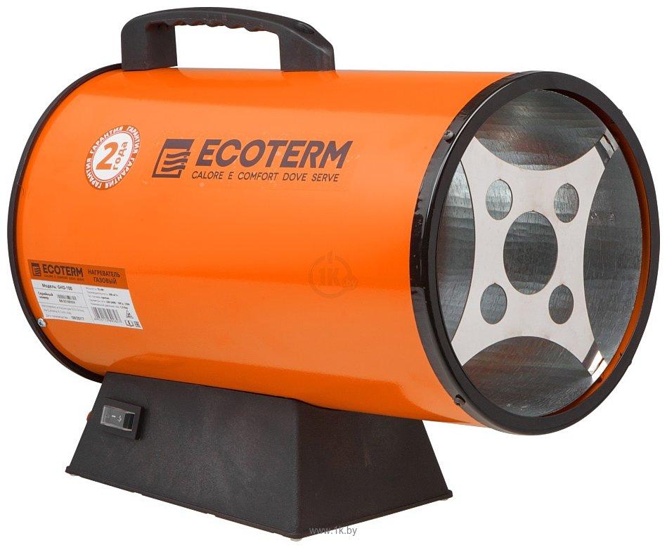 Фотографии Ecoterm GHD-100