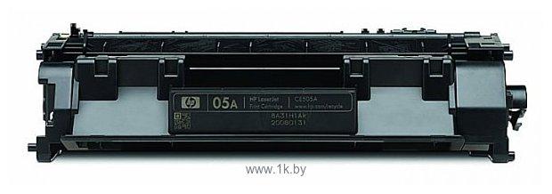 Фотографии Аналог HP LaserJet 05A CE505A
