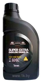 Фотографии Hyundai/KIA Super Extra Gasoline SL/GF-3 5W30 1л