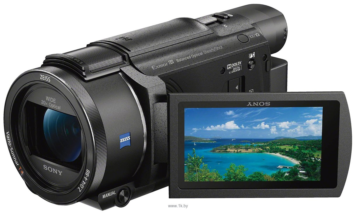 Фотографии Sony FDR-AX53