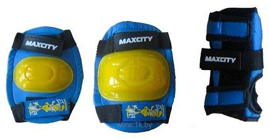 Фотографии MaxCity PG-Little Rabbit L (синий)