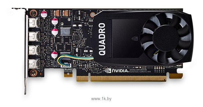 Фотографии NVIDIA Quadro P1000 4GB (vcqp1000-bls)