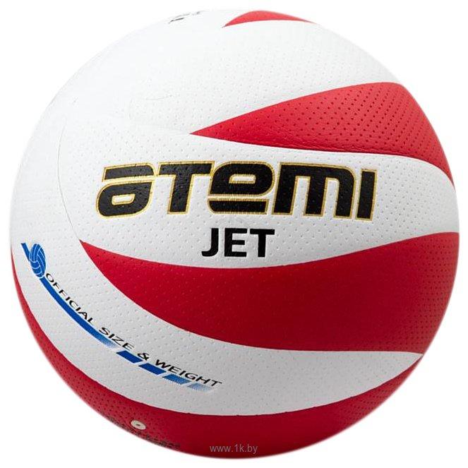 Фотографии Atemi Jet (белый/красный)