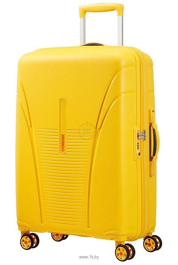 Своими руками желтые чемоданы 92
