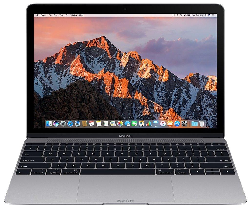 Фотографии Apple MacBook (2017) (MNYF2)