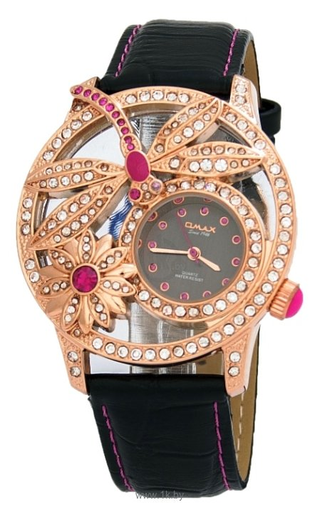 Часы наручные женские qmax quartz