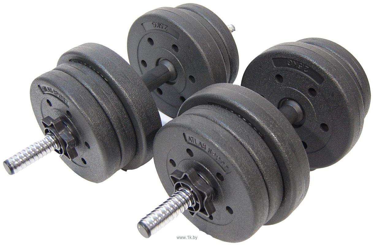 Фотографии Atlas Sport 2х10.5 кг