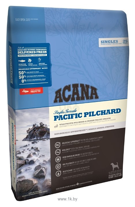 Фотографии Acana (2 кг) Pacific Pilchard