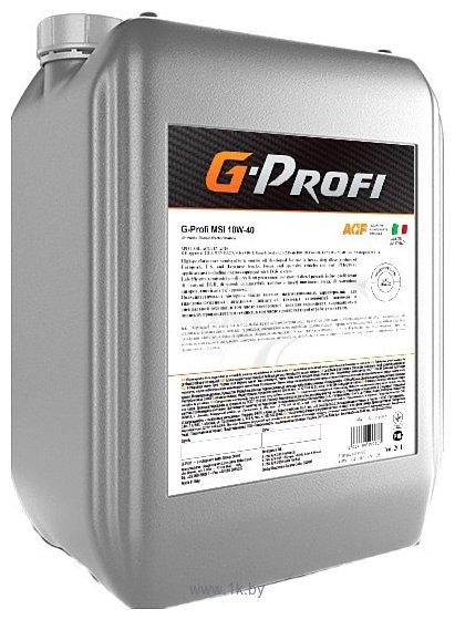 Фотографии G-Energy G-Profi MSI 10W-40 20л