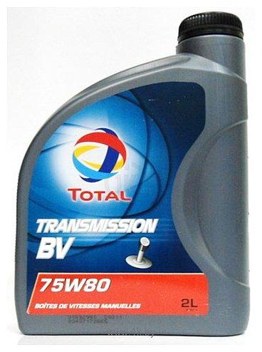 Фотографии Total Transmission BV 75W-80 2л