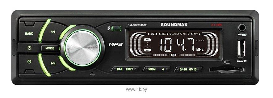 Фотографии SoundMAX SM-CCR3053F