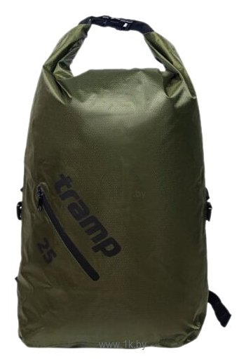 Фотографии Tramp Diamond Rip-Stop 25 green (olive)