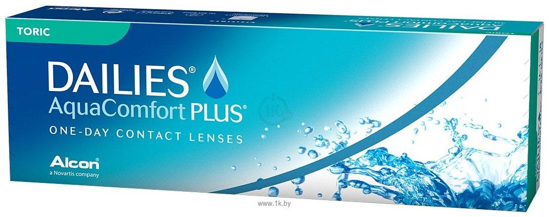 Фотографии Alcon Dailies AquaComfort Plus +0.5 дптр 8.7 mm