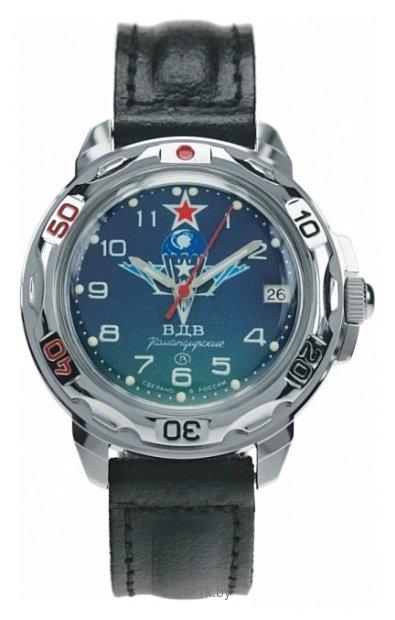 Фото Часы Восток Командирские часы - ВДВ Восток 431818. + отзыв о магазине