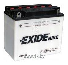 Фотографии Exide EB16-B (19Ah)