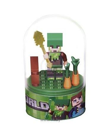 Фотографии HYQ Minecraft в тубе, 28 эл.