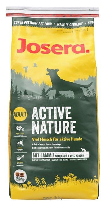 Фотографии Josera Active Nature (15 кг)