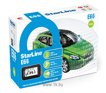 Фотографии StarLine E66 BT ECO