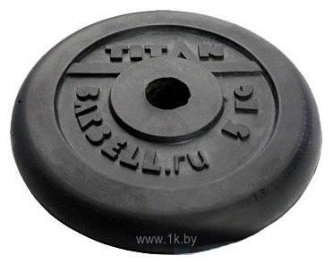 Фотографии Titan Диск 26 мм 5 кг