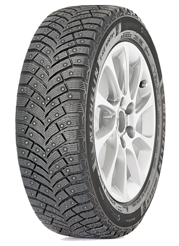 Фотографии Michelin X-Ice North 4 205/55 R17 95T