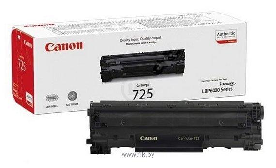 Фотографии Аналог Canon 725