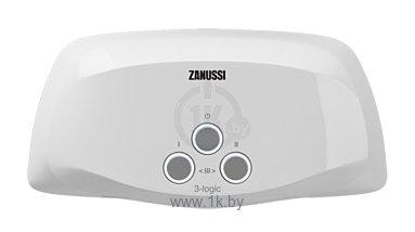 Фотографии Zanussi 3-logic 3,5 TS (душ+кран)
