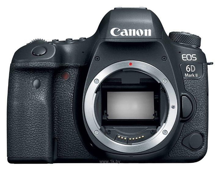 Фотографии Canon EOS 6D Mark II Body