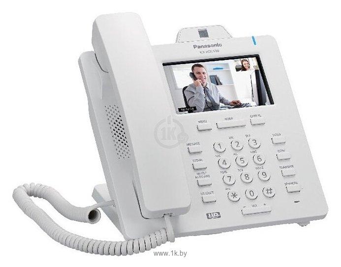 Фотографии Panasonic KX-HDV430 белый